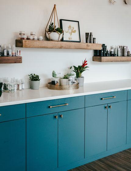 Die Küche ist ein wichtiger Ort in ihrem Zuhause